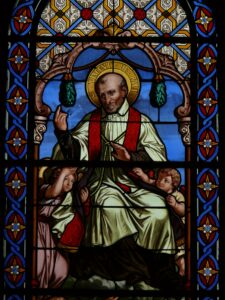 St. Vincent de Paul founded two Catholic religious orders devoted to doing works of charity.